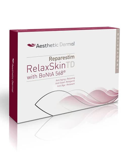 relax skin